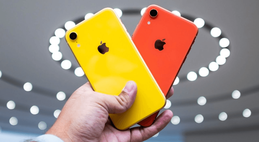 2. iPhone XR