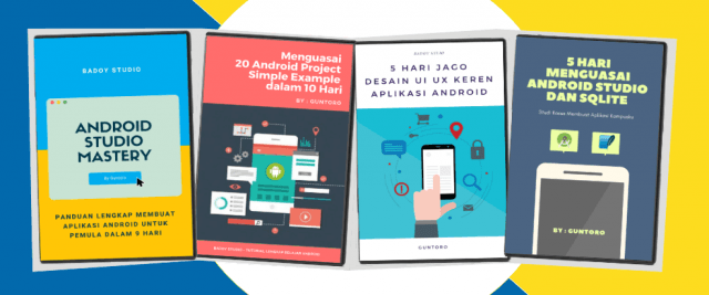 Membuat program android