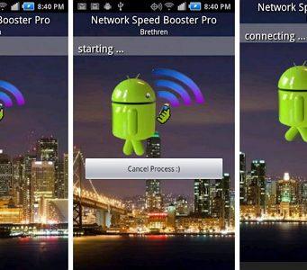 Aplikasi WiFi Booster