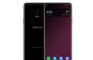 Bocoran Perbandingan Galaxy S10 vs Galaxy S9
