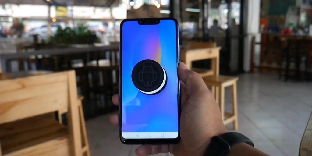 Huawei Nova 3i android oreo