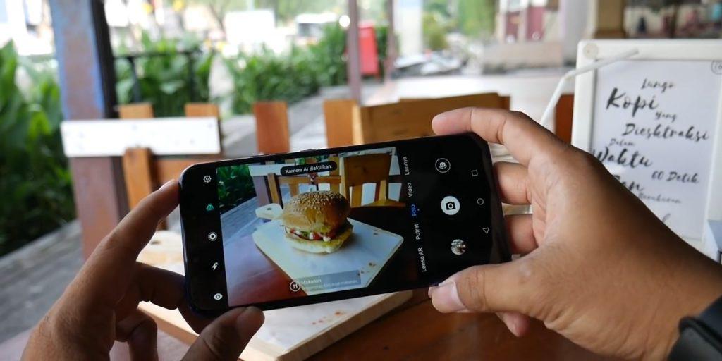 Huawei Nova 3i kamera belakang #3