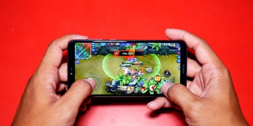 Nokia 6.1 plus game