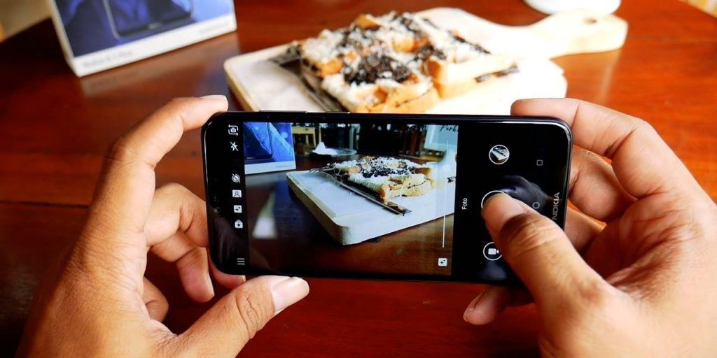 Nokia 6.1 plus hasil kamera belakang