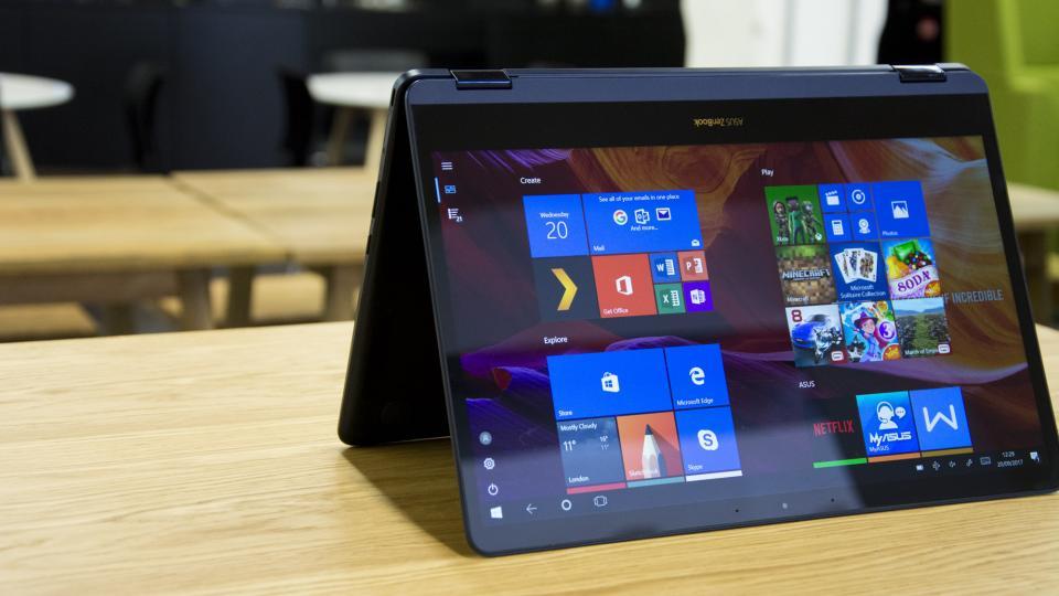 Review ASUS ZenBook Flip S #5
