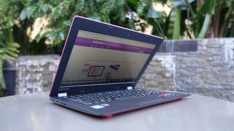 Review Lenovo IdeaPad 100 #4