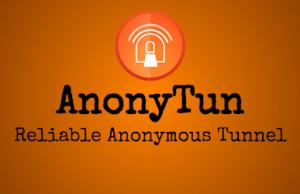 Cara Setting Anonytun Videomax