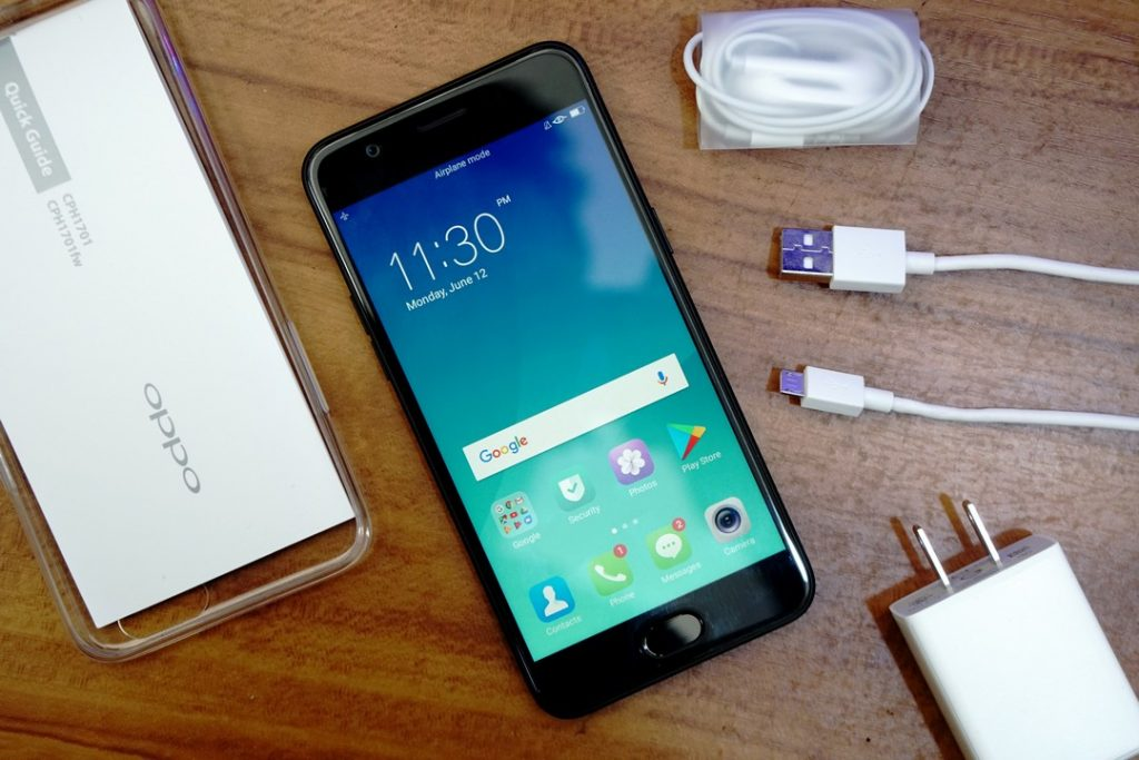 review Oppo A57 #2