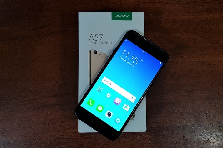 review Oppo A57 #3