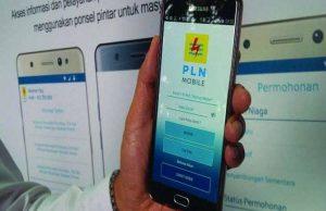 Cek tagihan listrik online lewat HP