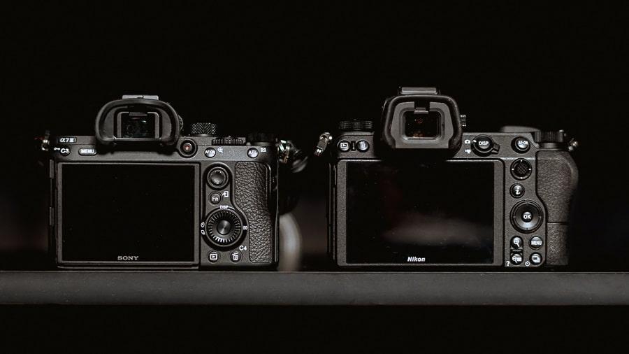 kamera model sekarang